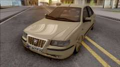 Ikco Samand LX Normal Sport für GTA San Andreas