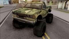 Monster B Camo Edition