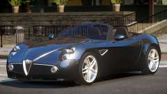 Alfa Romeo 8C RT