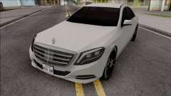 Mercedes-Benz S350 Bluetec 2014 SA Style