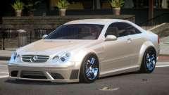Mercedes Benz CLK63 GT