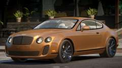Bentley Continental MS