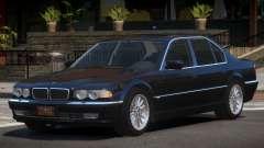 BMW 740i E38 V1.0 pour GTA 4