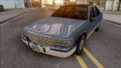 Cadillac Fleetwood Brougham 1993