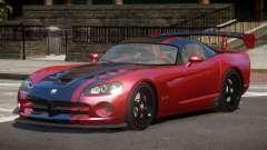 Dodge Viper SRT RG