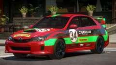Subaru Impreza WRX SR PJ3