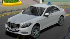 Mercedes-Benz S500 W222 ELS pour GTA San Andreas