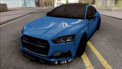Audi S5 Sportback Wide Body