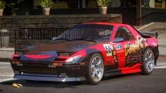 Mazda RX7 GS PJ6 pour GTA 4