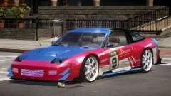 Nissan 240SX D-Tuned PJ2 für GTA 4