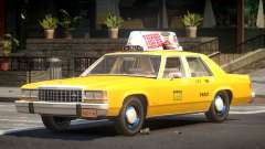 Ford LTD Crown Victoria Taxi V1.0