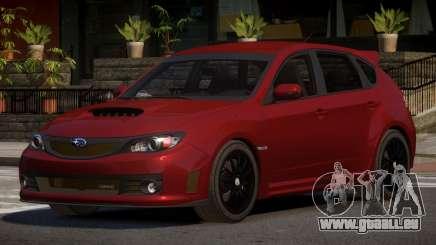 Subaru Impreza CL pour GTA 4