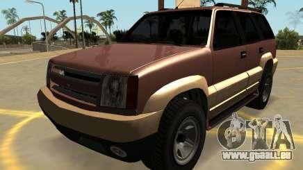GTA IV Declasse Grand Éleveur (FIV-VEHFUNCS) pour GTA San Andreas