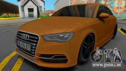 Audi A3 S-Line für GTA San Andreas