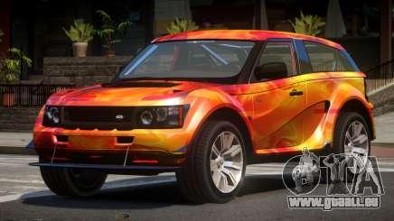 Land Rover Bowler RT PJ3 pour GTA 4