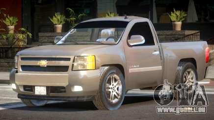 Chevrolet Silverado RT für GTA 4