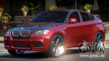 BMW X6M GS für GTA 4