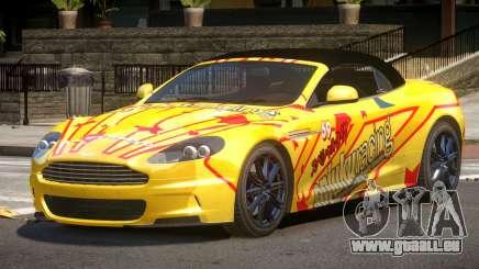 Aston Martin DBS Volante SR PJ5 für GTA 4
