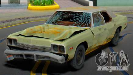 Dodge Monaco 1974 (Rusty) pour GTA San Andreas