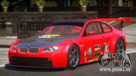 BMW M3 GT2 MS PJ3 für GTA 4