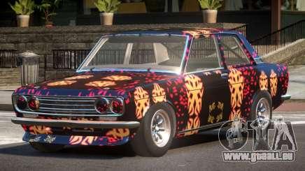 Datsun Bluebird L-Tuning PJ4 für GTA 4