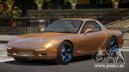Mazda RX-7 Qn pour GTA 4