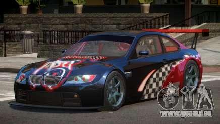 BMW M3 GT2 MS PJ5 für GTA 4