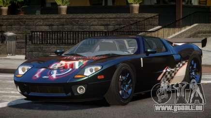 Ford GT1000 RS PJ4 pour GTA 4
