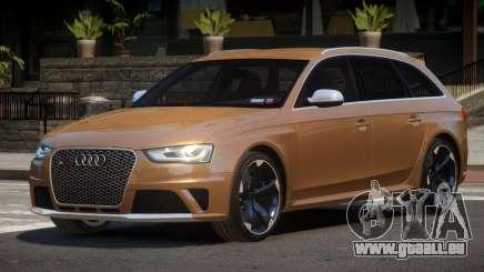 Audi RS4 S-Tuned pour GTA 4