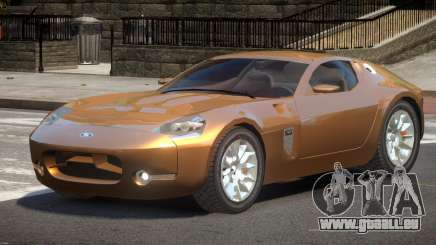 Ford GR-1 S-Tuned pour GTA 4
