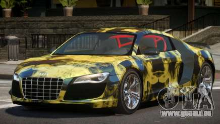Audi R8 R-Tuned PJ4 pour GTA 4