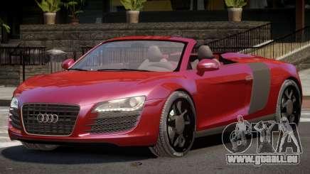 Audi R8 SR für GTA 4