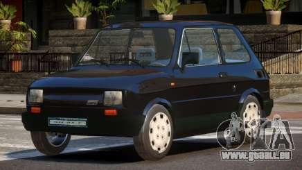 Fiat 126P V1.2 pour GTA 4