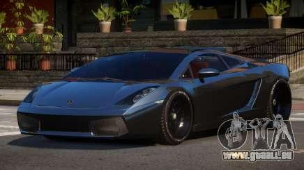Lamborghini Gallardo Custom für GTA 4