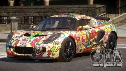 Lotus Exige M-Sport PJ5 pour GTA 4