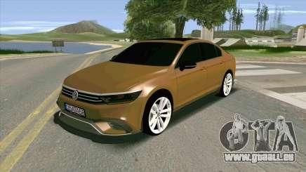 Volkswagen Passat B8 Turkiye pour GTA San Andreas