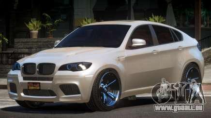 BMW X6M SR pour GTA 4