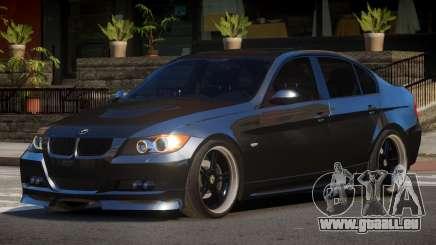 BMW M3 E90 TR für GTA 4