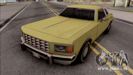 Willard Idaho 1975 pour GTA San Andreas