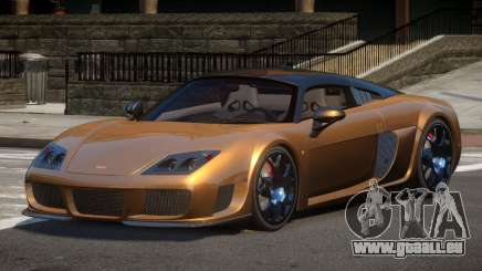 Noble M600 GT-S pour GTA 4