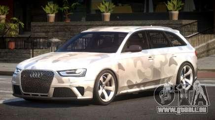 Audi RS4 GST PJ6 pour GTA 4