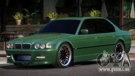 BMW 750i L-Tuned pour GTA 4