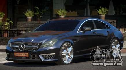 Mercedes CLS 63 A-Style pour GTA 4