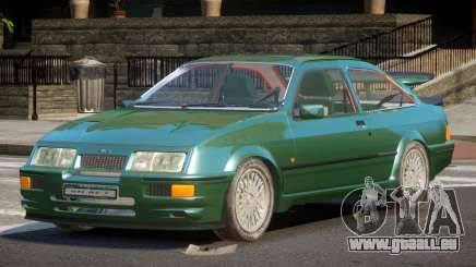 1989 Ford Sierra pour GTA 4