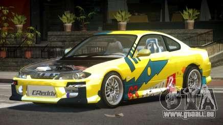Nissan Silvia S15 M-Sport PJ1 für GTA 4