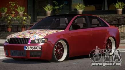 Audi S4 MR pour GTA 4