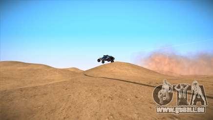 De sable diapositives pour GTA San Andreas