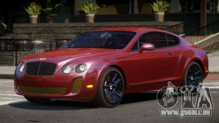 Bentley Continental TR pour GTA 4