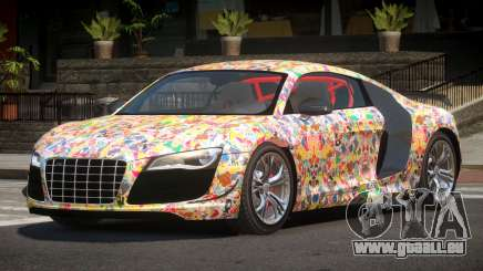 Audi R8 R-Tuned PJ6 für GTA 4