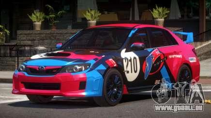 Subaru Impreza WRX SR PJ2 für GTA 4